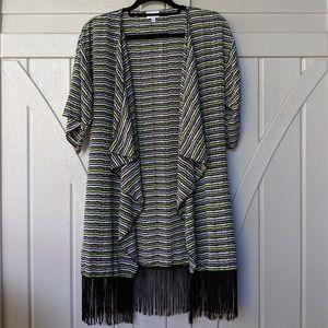 LuLaRoe Sweaters | Kimono Lace cardigans Size S